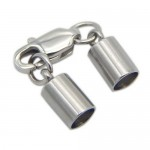Ocelové zapínání na náramek/náhrdelník 3 mm [1]