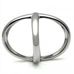 Extravagantní ocelový prsten (50) [3]