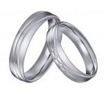 Snubní prsteny chirurgická ocel [0]