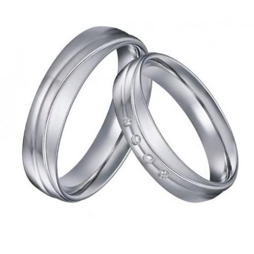 Snubní prsteny chirurgická ocel
