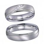 Snubní prsteny chirurgická ocel [1]