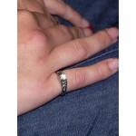 Prsten chirurgická ocel LZRC009 [1]