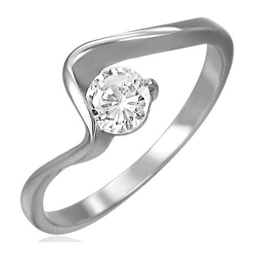 Prsten chirurgická ocel LZRC040