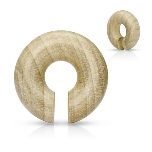 Dřevěný kruh Crocodile wood (12 mm)