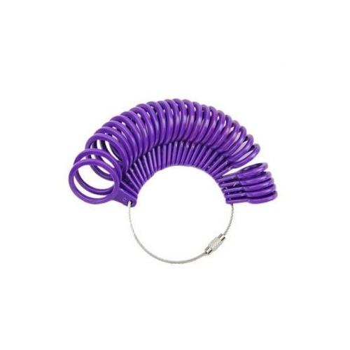 Měrné kroužky plastové, EU velikosti