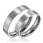 Ocelový prsten šíře 4 mm (49) [1]