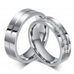 Snubní prsteny chirurgická ocel ALCR054 [0]