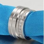 Snubní prsteny chirurgická ocel ALCR054 [2]