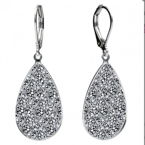 Náušnice Crystals from Swarovski® CRYSTAL CAL