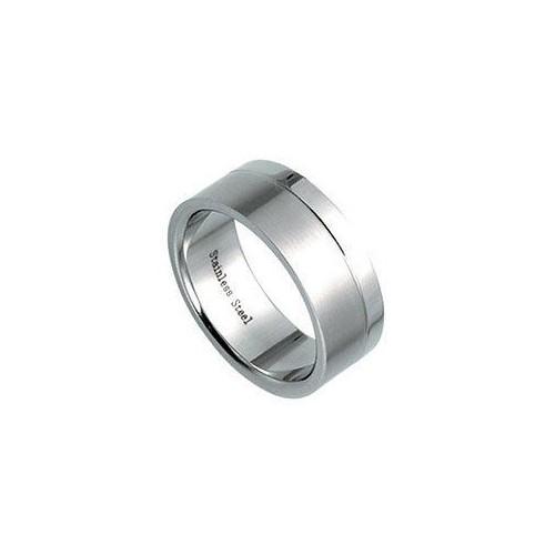 Prsten chirurgická ocel RSS223