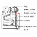 Leštěný benzínový zapalovač [3]