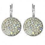 Náušnice s krystaly Crystals from Swarovski® CRYSTAL AB [0]