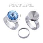 Ocelový prsten CHANGE+GO! (60) [0]