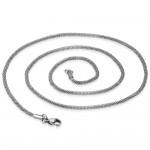 Ocelový řetízek tloušťka 3 mm (45 cm) [1]