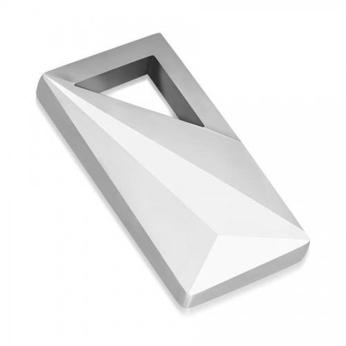 Wolframový přívěsek - destička