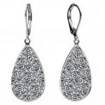 Náušnice Crystals from Swarovski® CRYSTAL CAL [1]