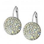 Náušnice s krystaly Crystals from Swarovski® CRYSTAL AB [1]
